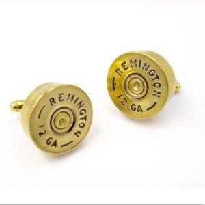 Other - Remington Shotgun Cufflinks